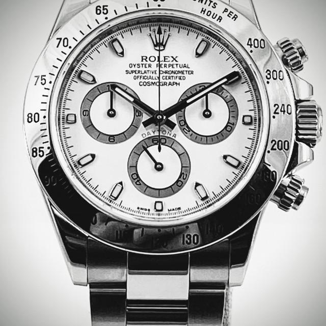 The Legendary Rolex Daytona 116520 APH Dial
