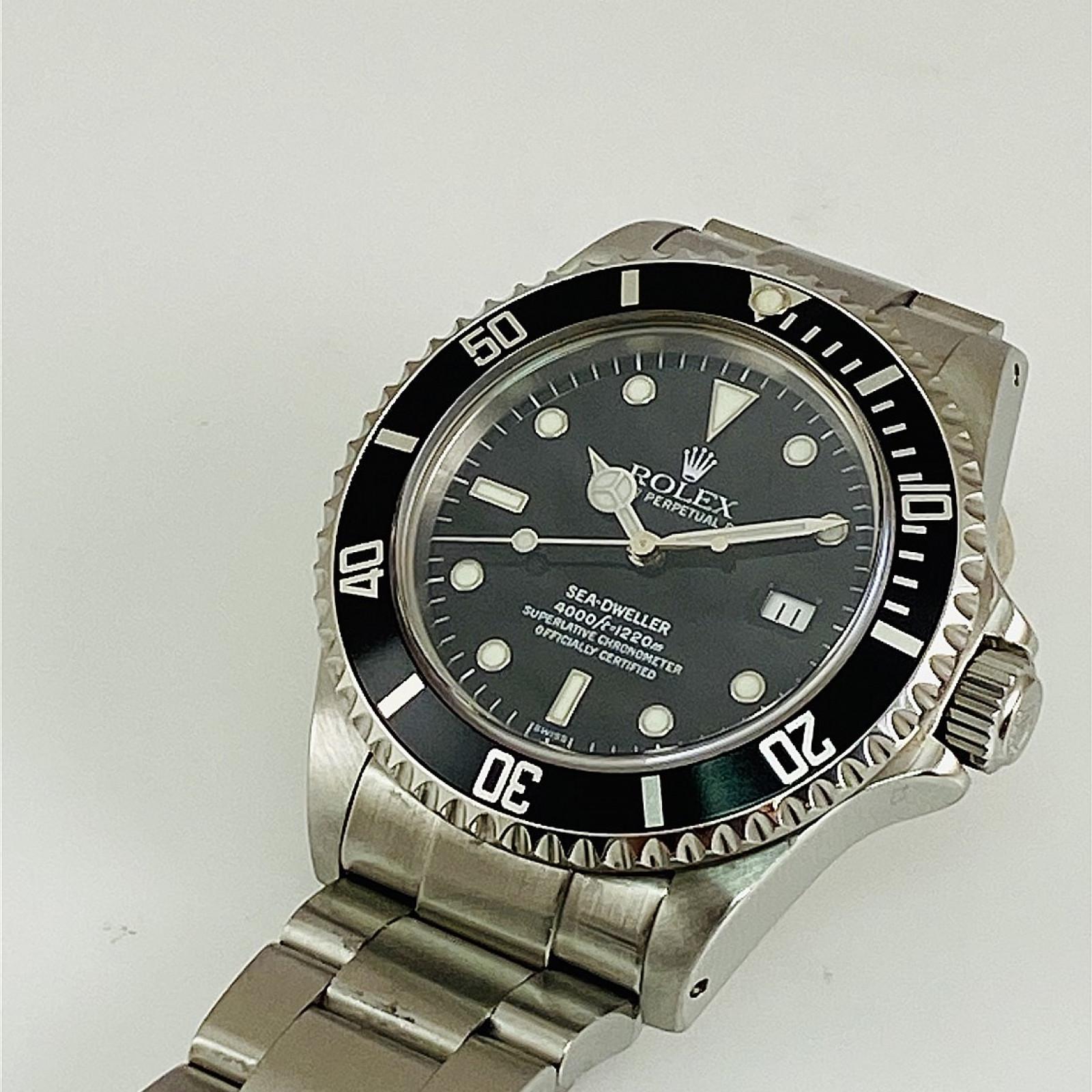 1999 Rolex Sea-Dweller Ref. 16600 Single