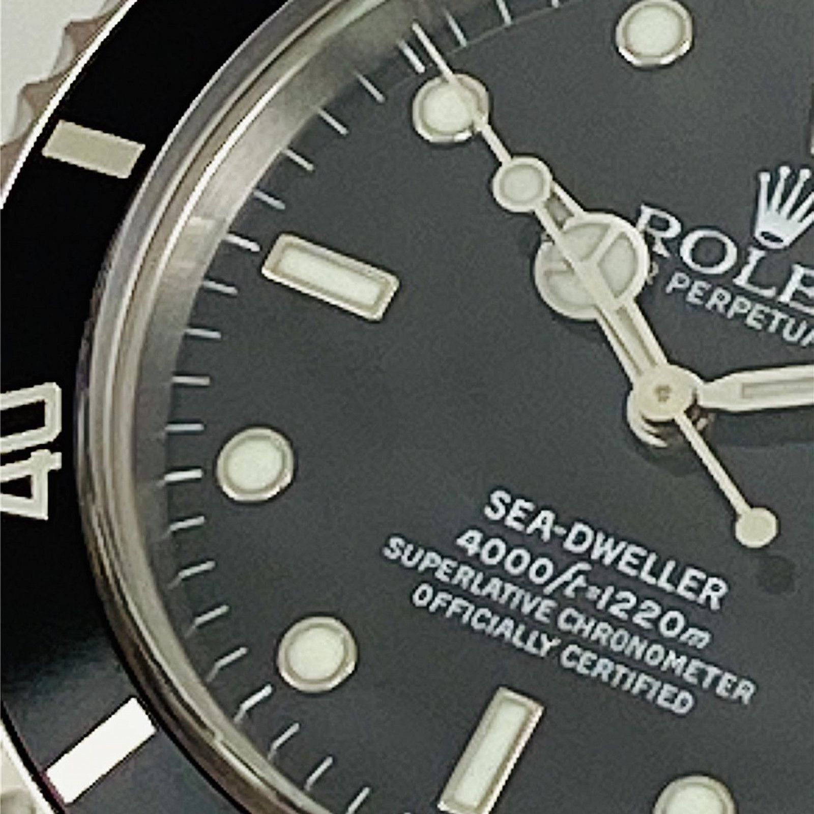 1999 Rolex Sea-Dweller Ref. 16600 Single