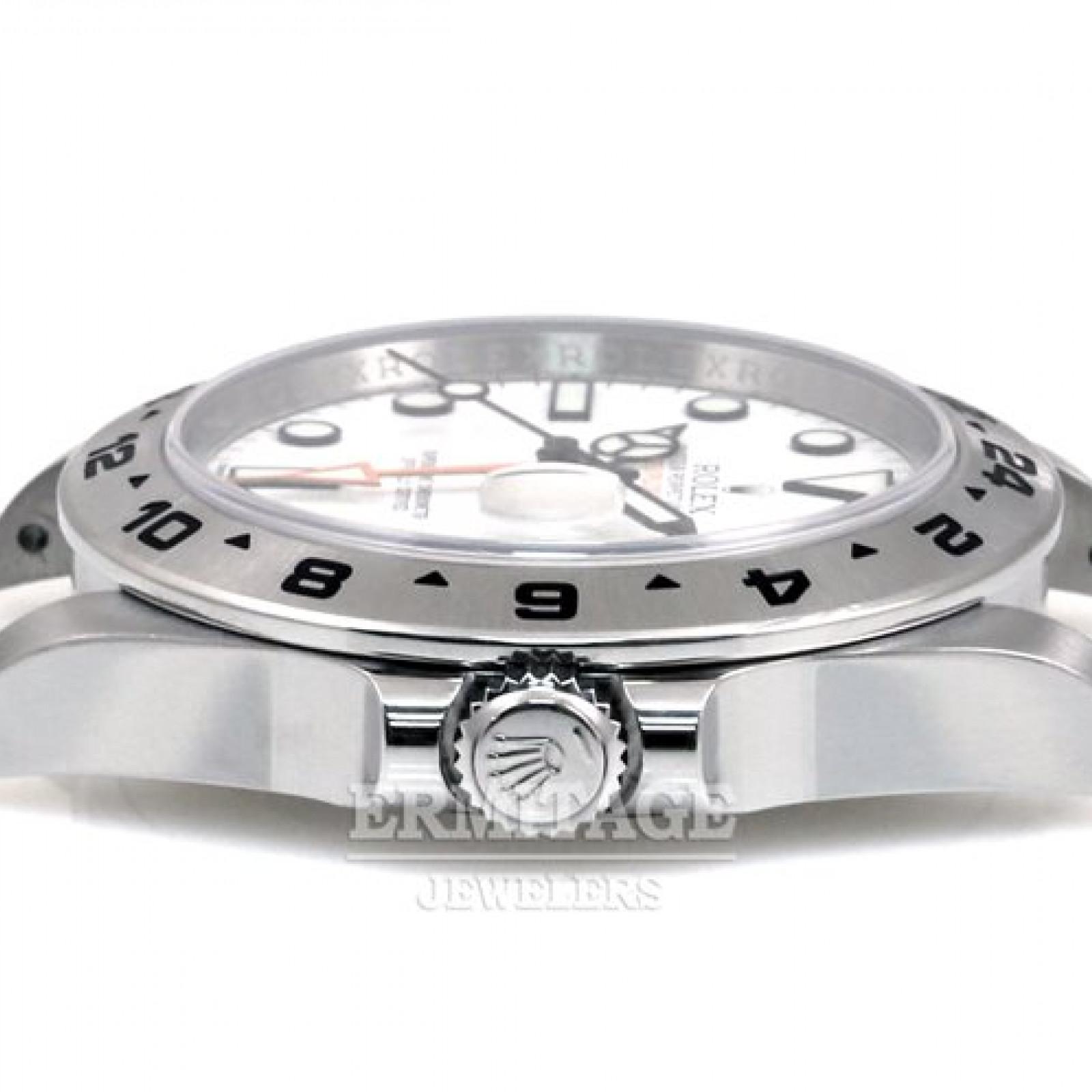 Rolex Explorer II 216570 Mint Condition 2011