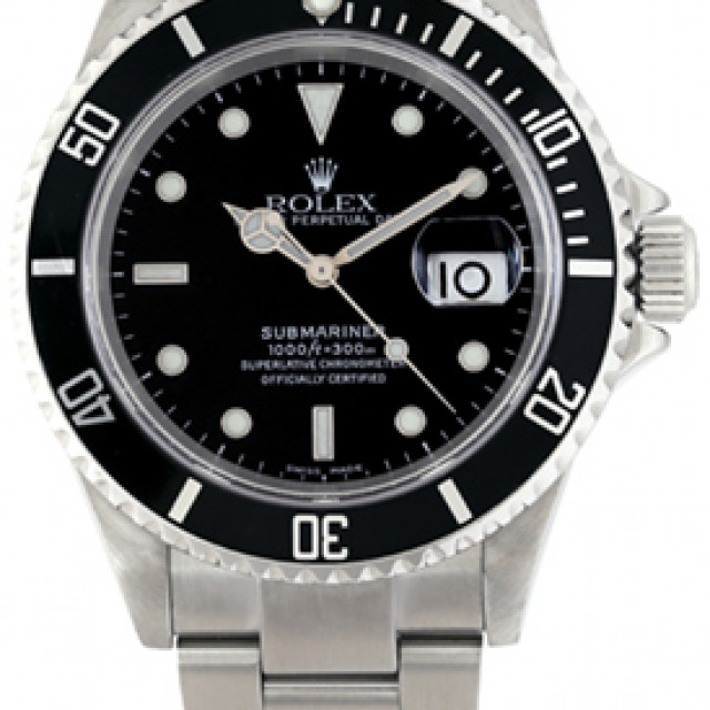Rolex Submariner 16610 40 mm Mint Condition
