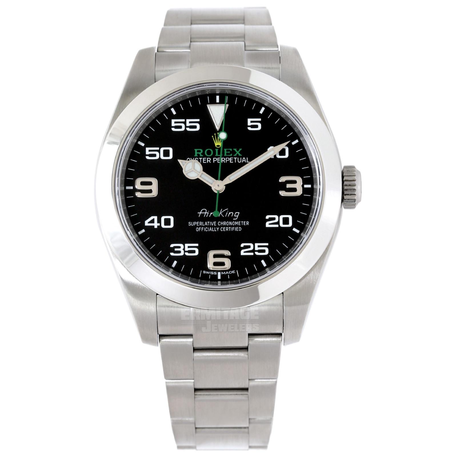 Rolex Air King 116900 40 mm Unworn 2021