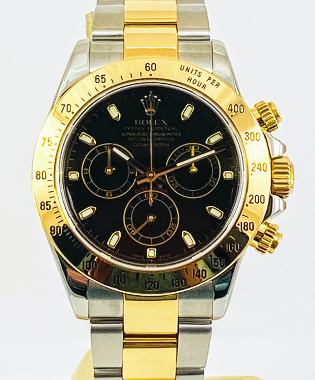Rolex Daytona 116523 Excellent Condition Full Set