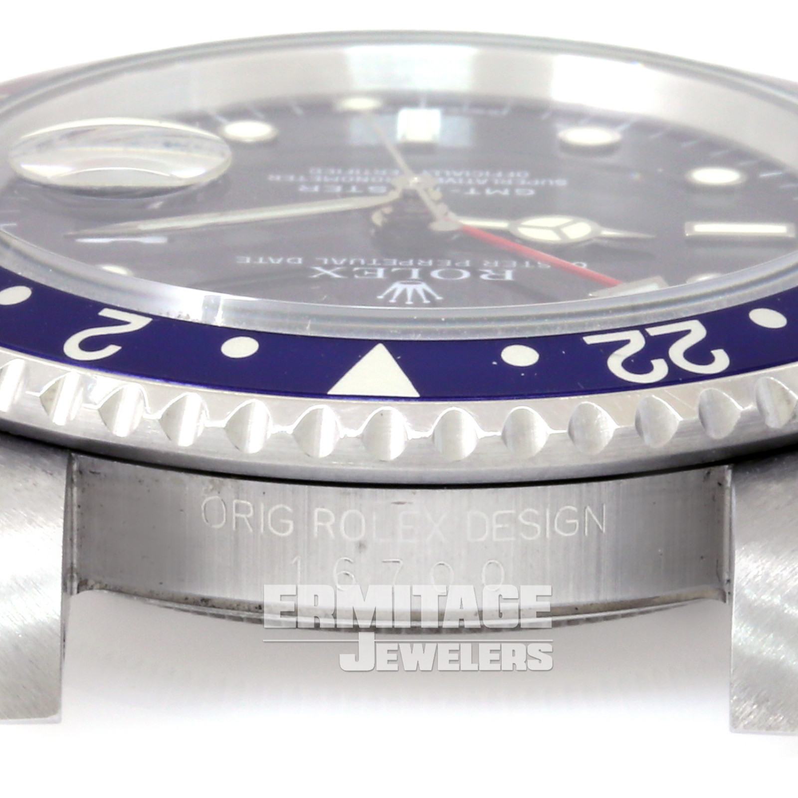 Rolex GMT-Master 16700 Transitional Model 1989