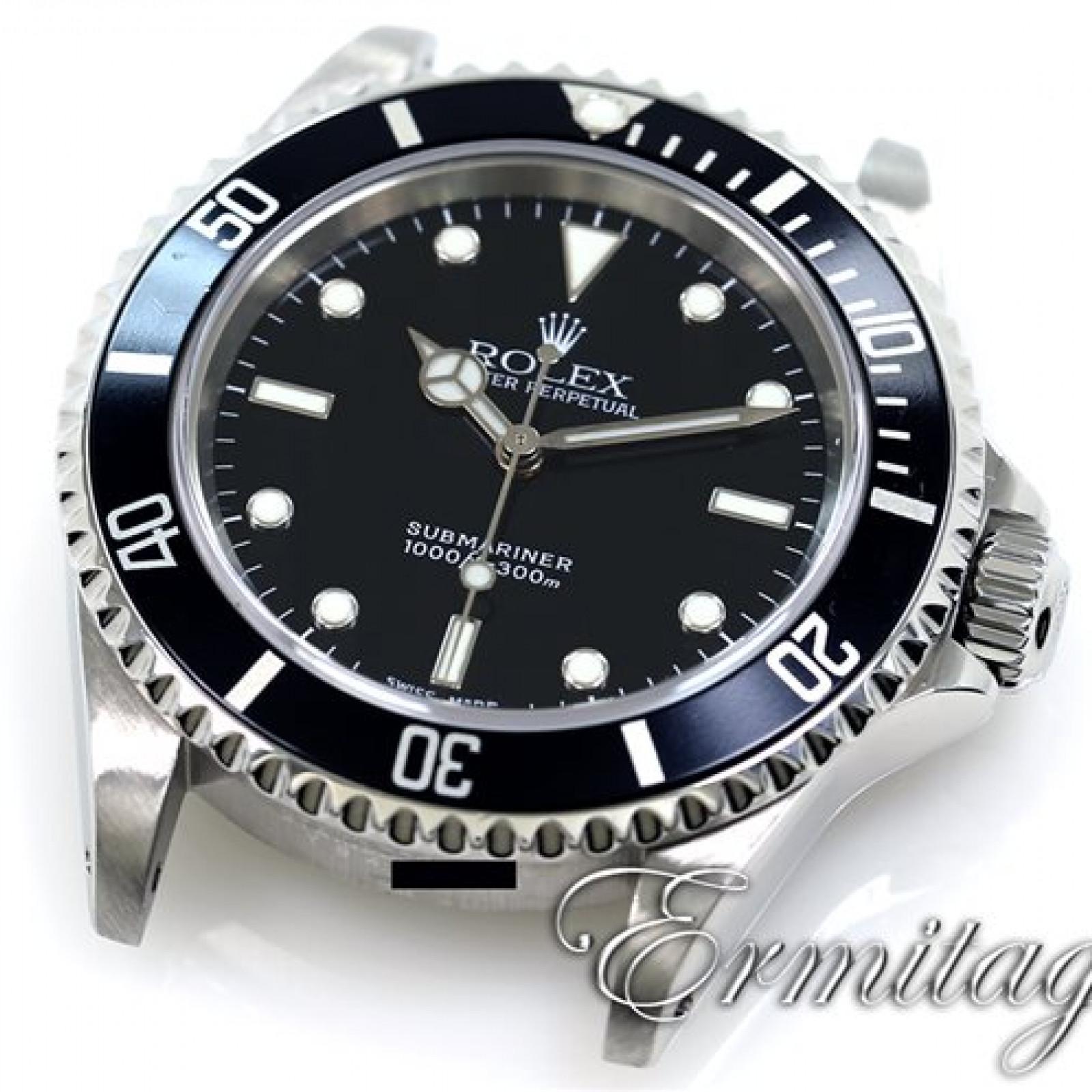 Rolex Submariner 14060 Stainless Steel Full Set