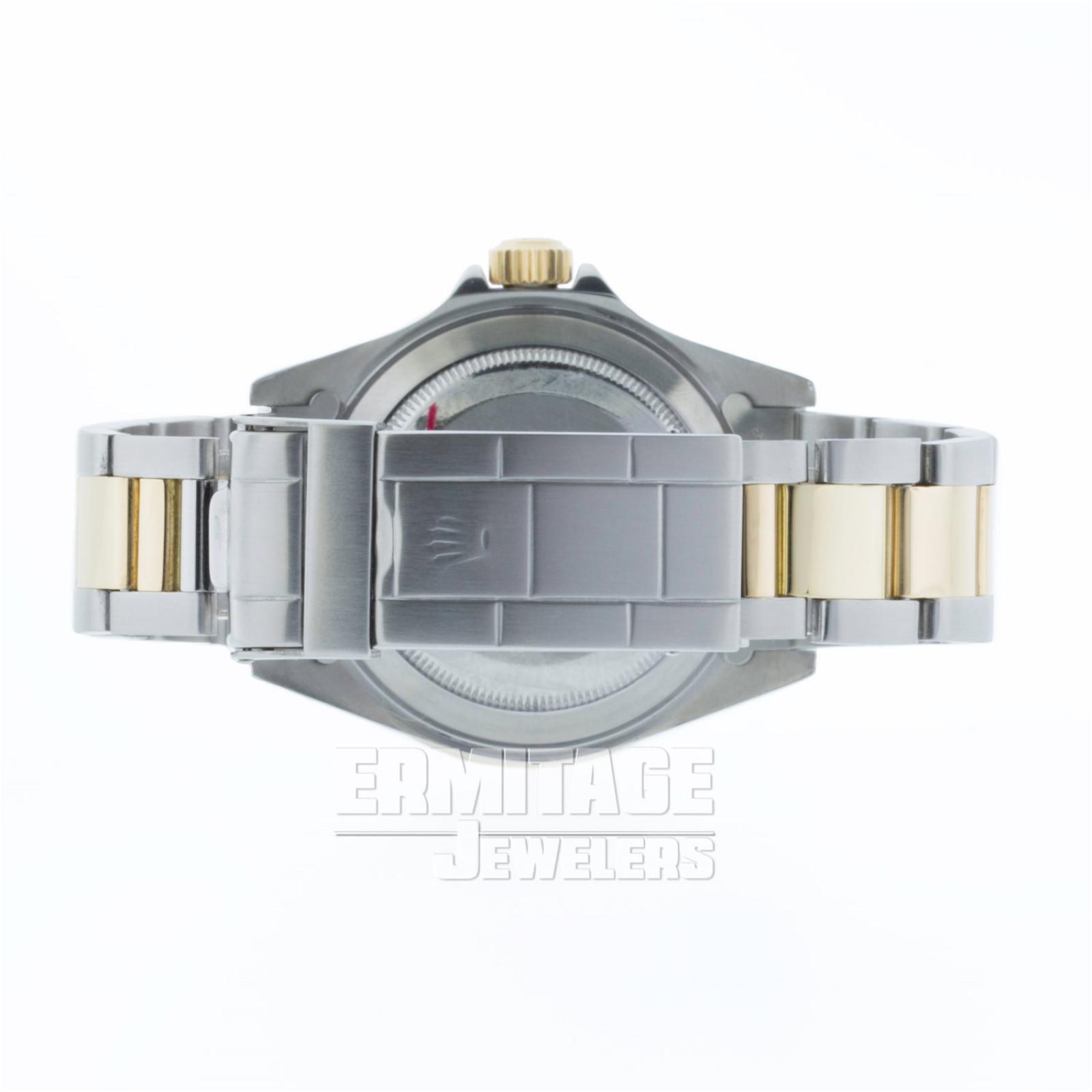 Rolex Submariner 16613 Oyster Gold & Steel 40 mm