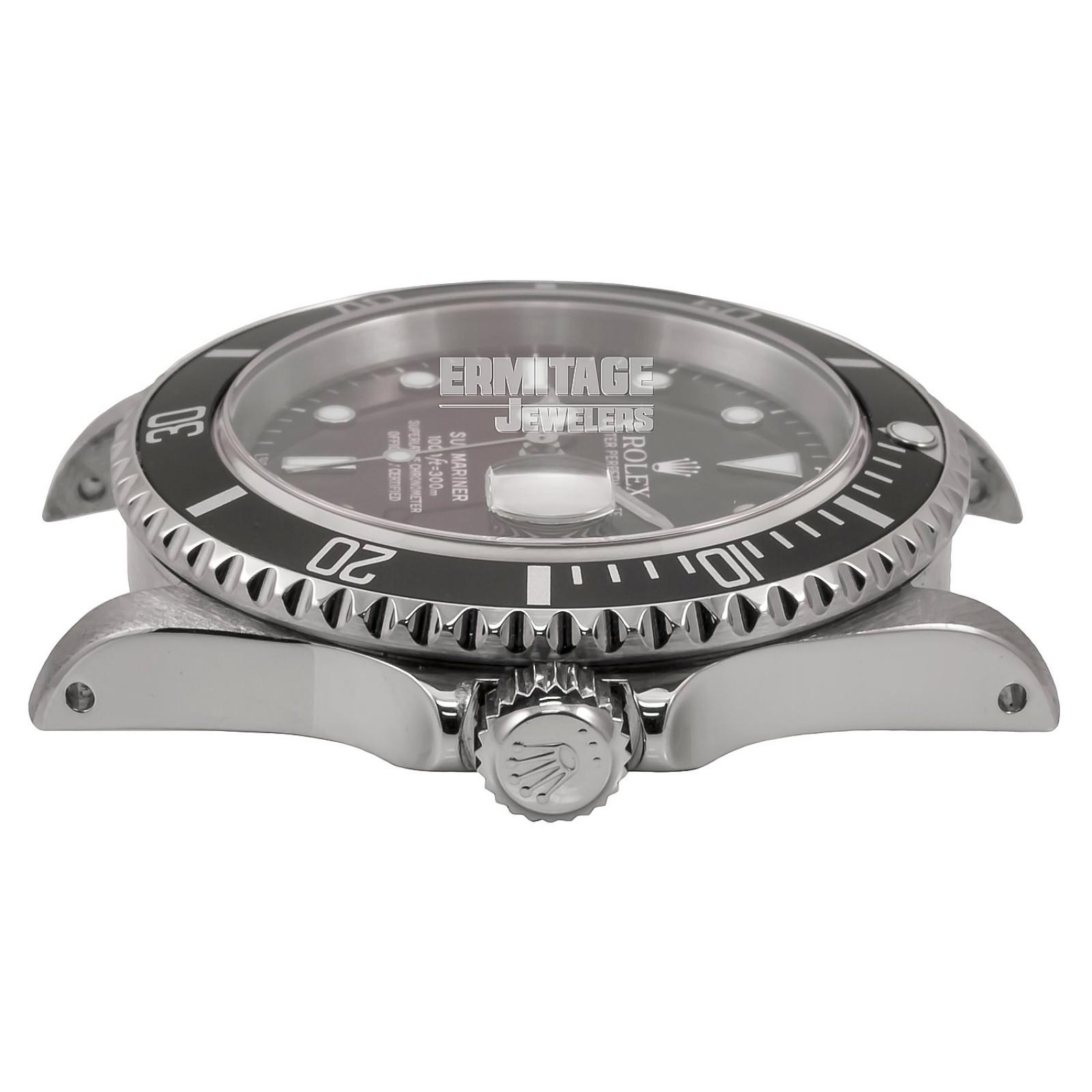 Rolex Submariner 16610 Single Swiss Rare Dial