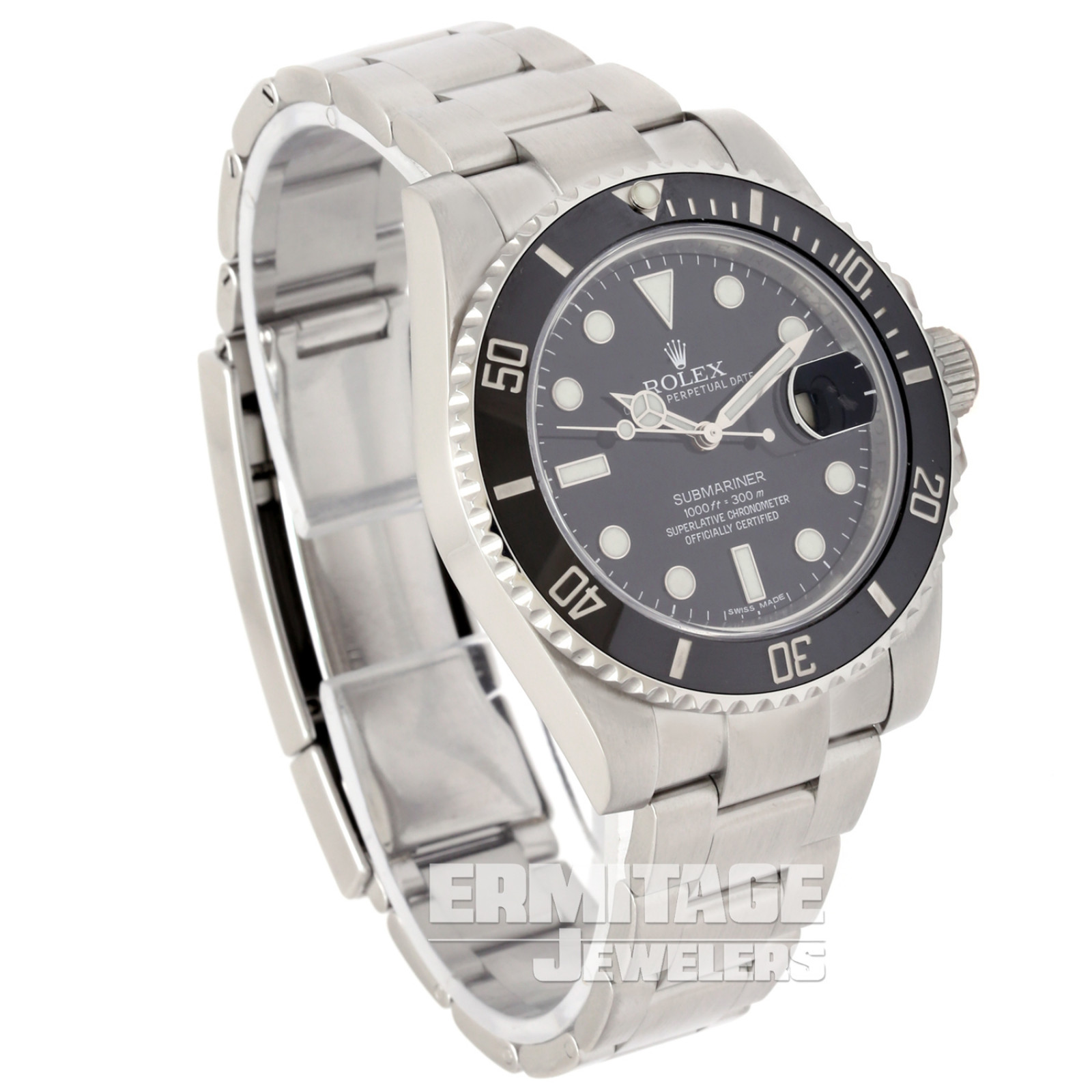 Rolex Submariner 116610 Mint Condition