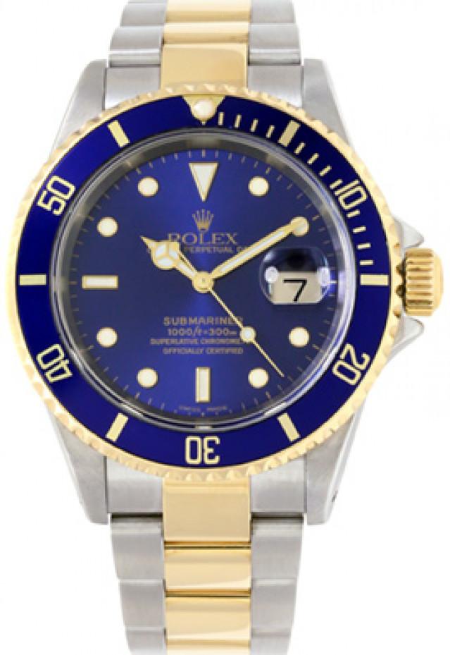 Rolex Submariner 16613 Excellent Condition