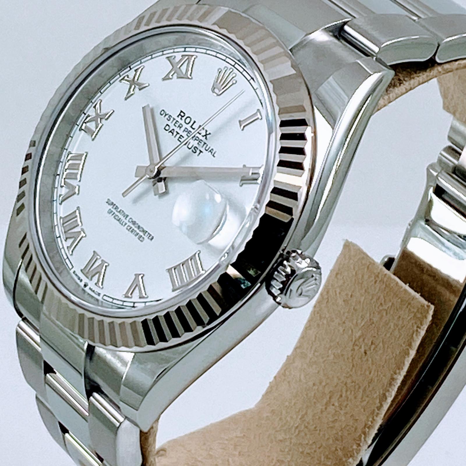 Rolex Datejust41 Model 126334 Unworn 2021