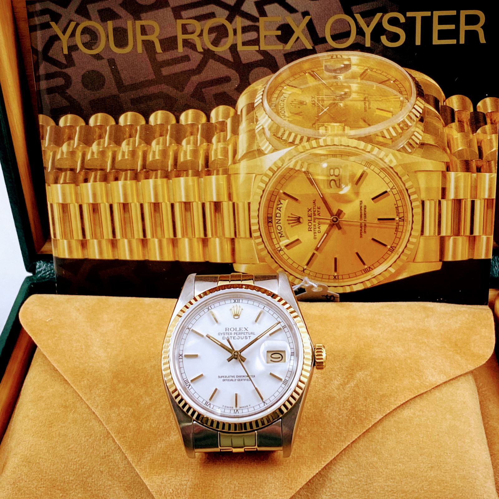 Rolex Datejust Model 16013
