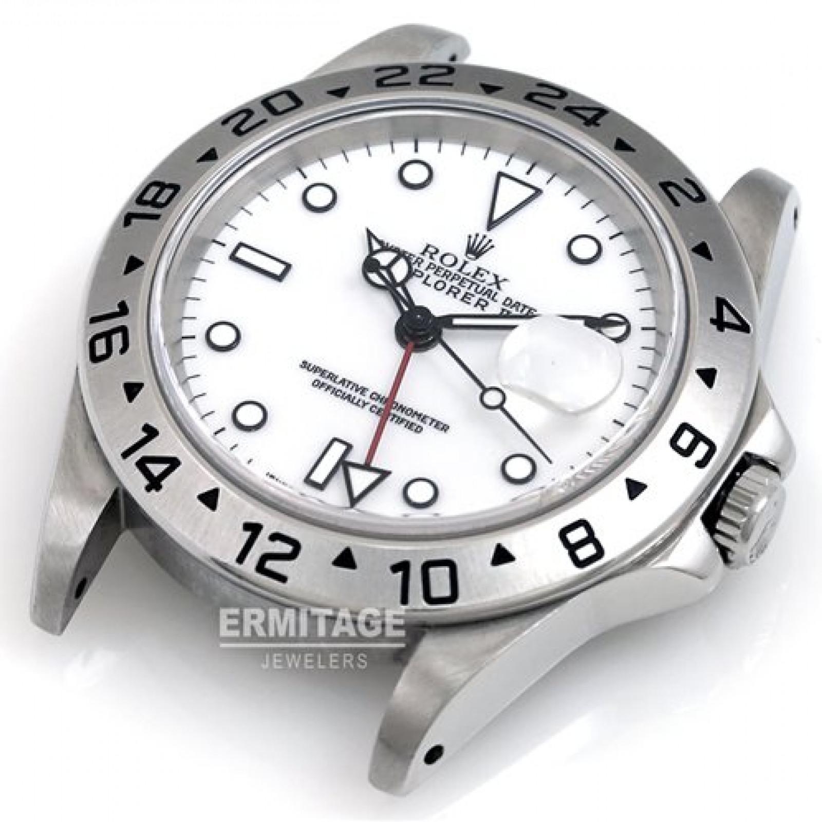 1995 Rolex Explorer II 16570 Polar