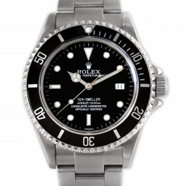 """1999 Rolex Sea-Dweller Ref. 16600 Single """"Swiss"""""""
