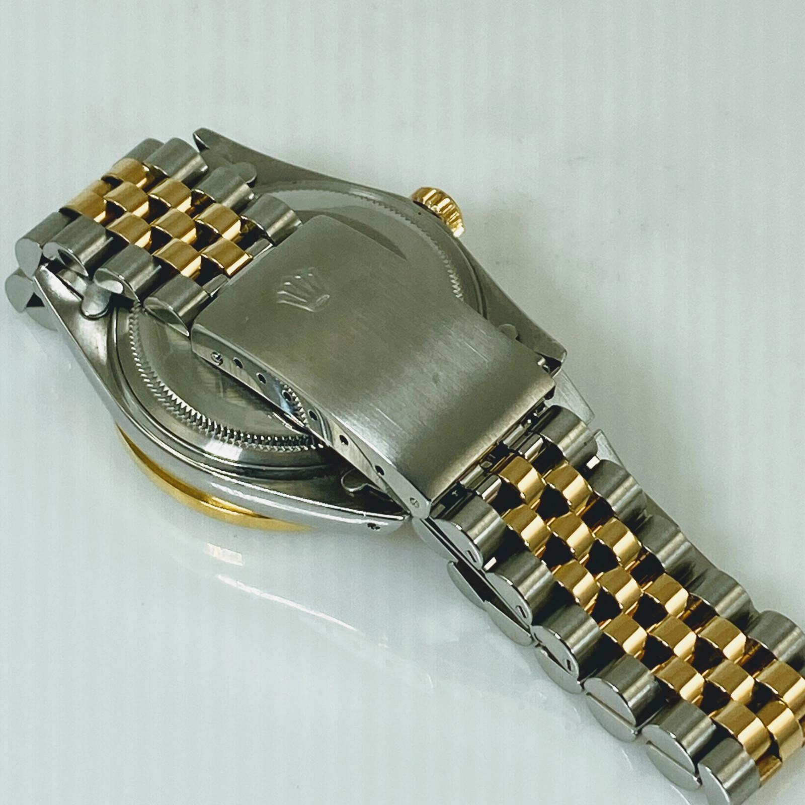 Rolex Diamond Datejust 16013