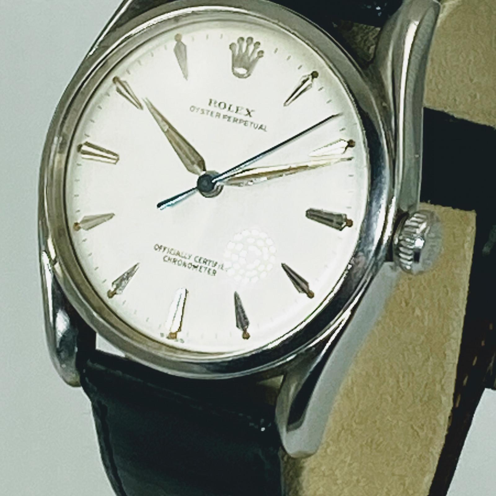 ROLEX MODEL 5018
