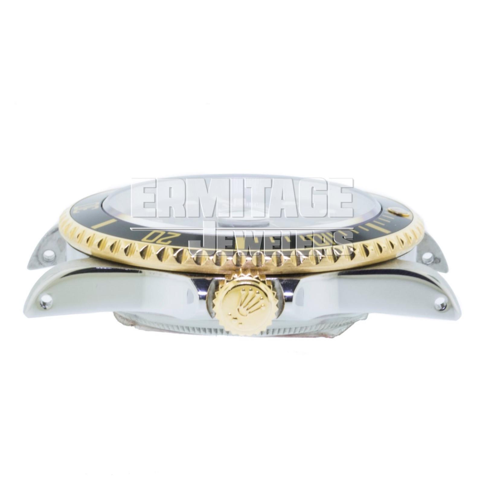 Rolex 16613 Black Dial Excellent Condition Single