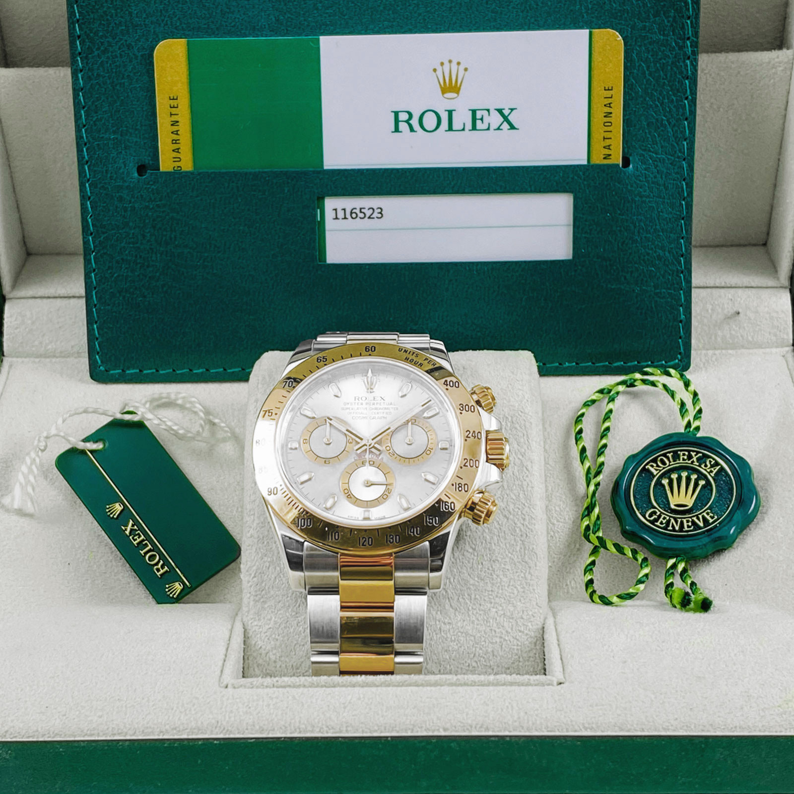 Rolex Daytona 116523 Mint Condition 2016