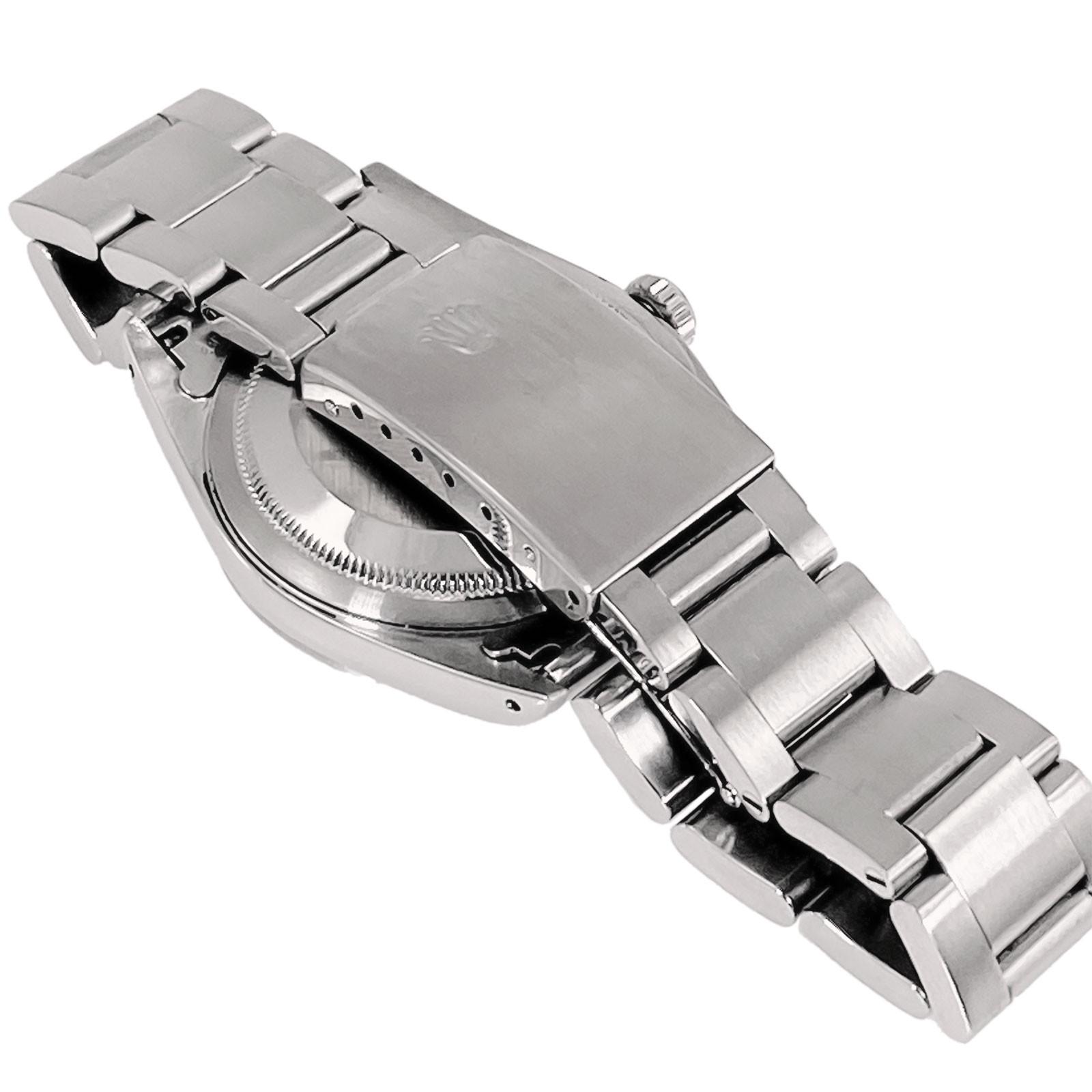 Rolex Datejust 16234 White Gold Bezel