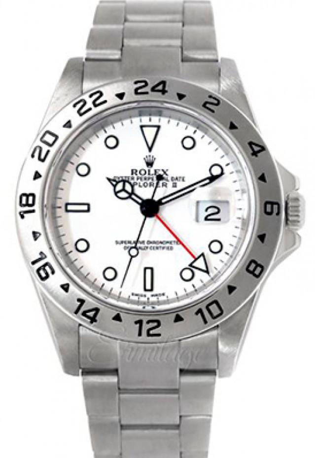 2005 Rolex Explorer II Ref. 16570 Polar