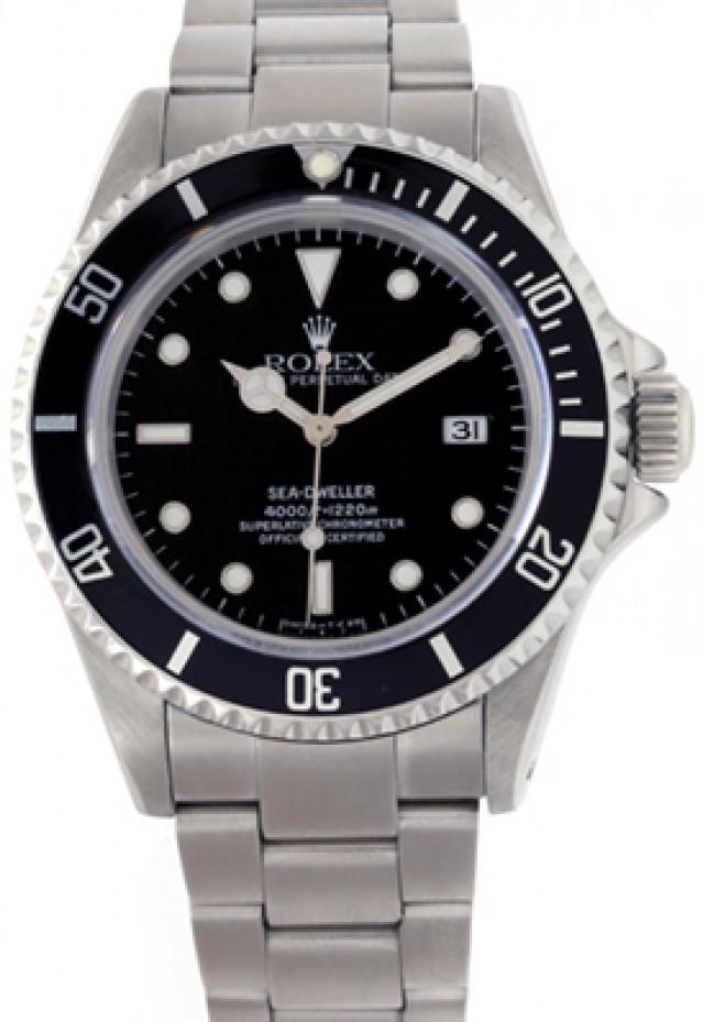 Rolex Sea-Dweller 16600 Full Set