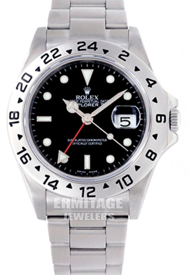 Rolex Explorer II 16570 Excellent Condition 2004