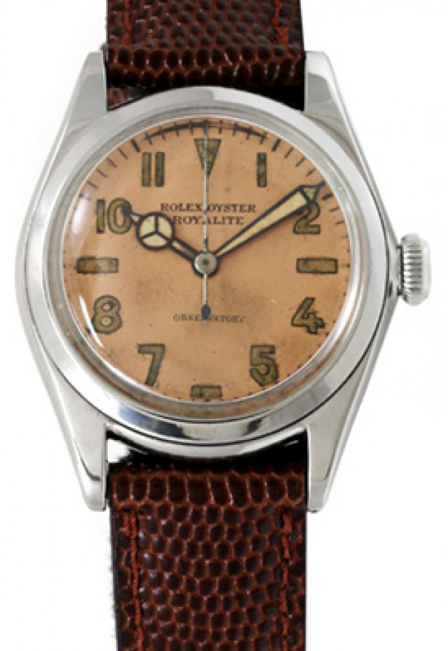 Rolex Royalite 3121