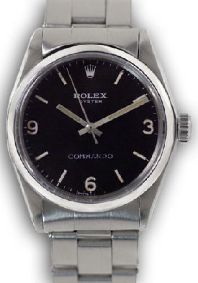 Rolex Commando 6429