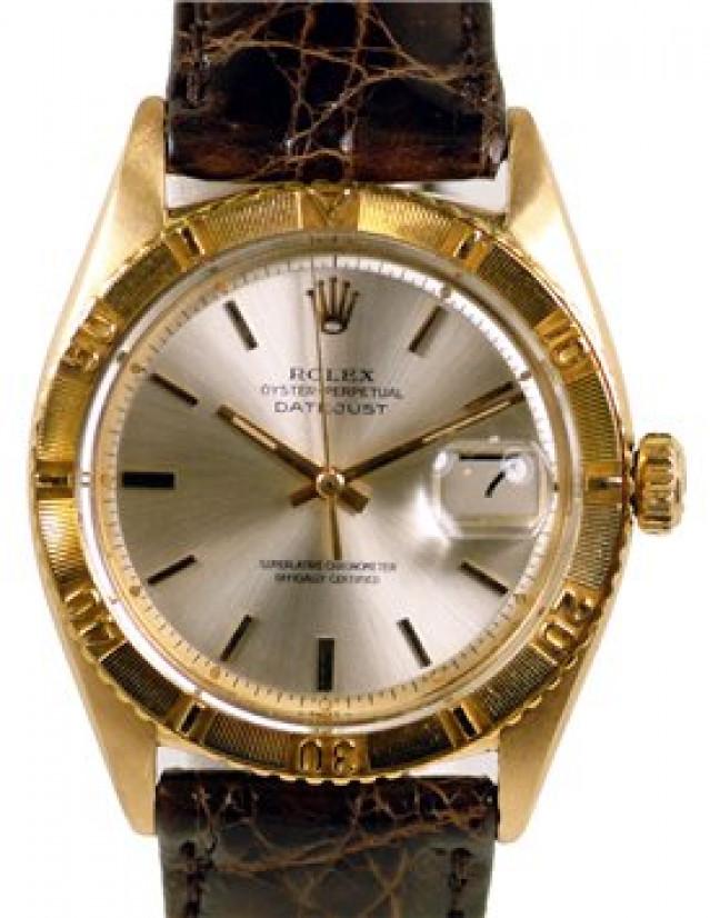 Rolex Datejust Turn-O-Graph 6609