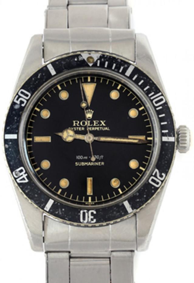Rolex Submariner 5508