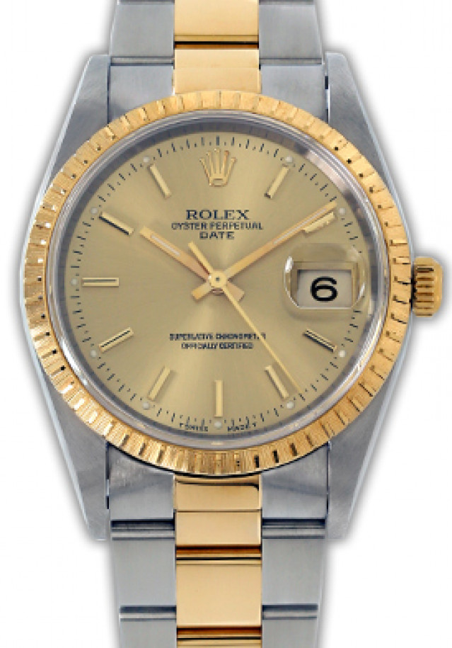 Rolex Date 15223