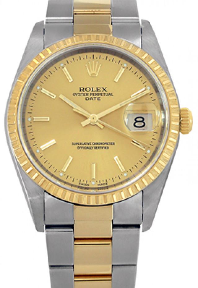 Rolex Date 15233