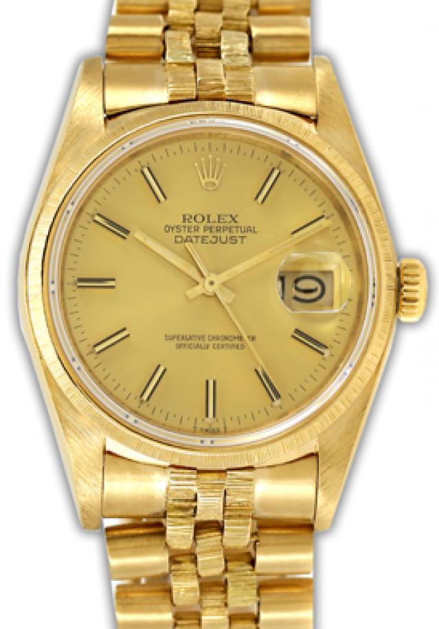 Rolex Datejust 16078