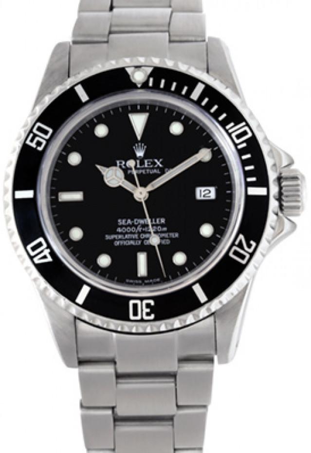 Rolex Sea-Dweller 16660