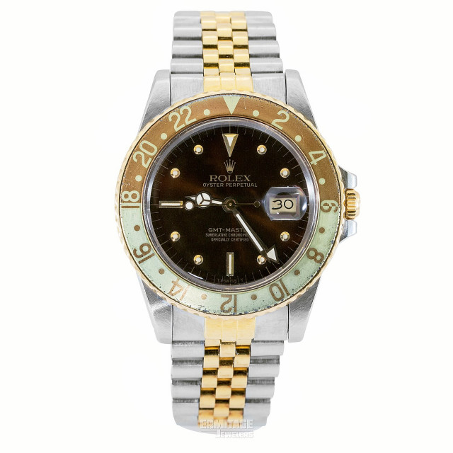 Rolex GMT-Master II 16753