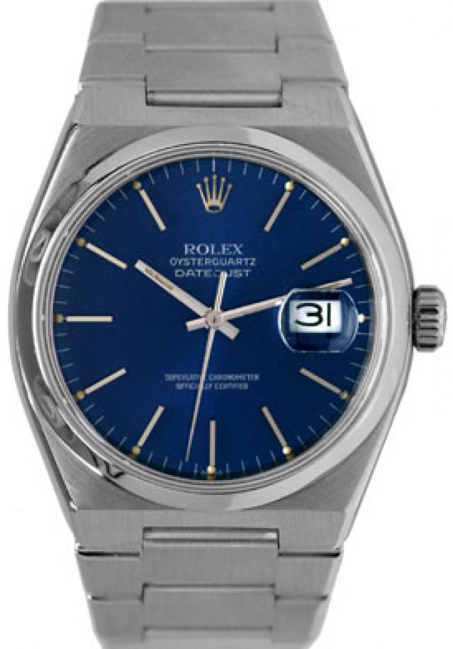 Rolex Datejust Oysterquartz 17010