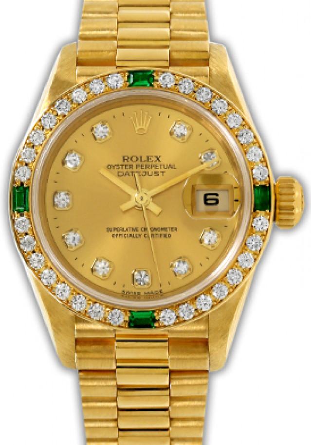 Rolex Datejust 69078