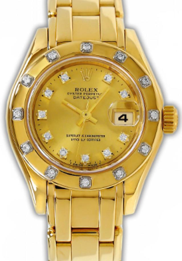 Rolex Datejust Pearlmaster 69318