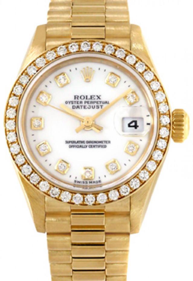 Rolex Datejust 79138