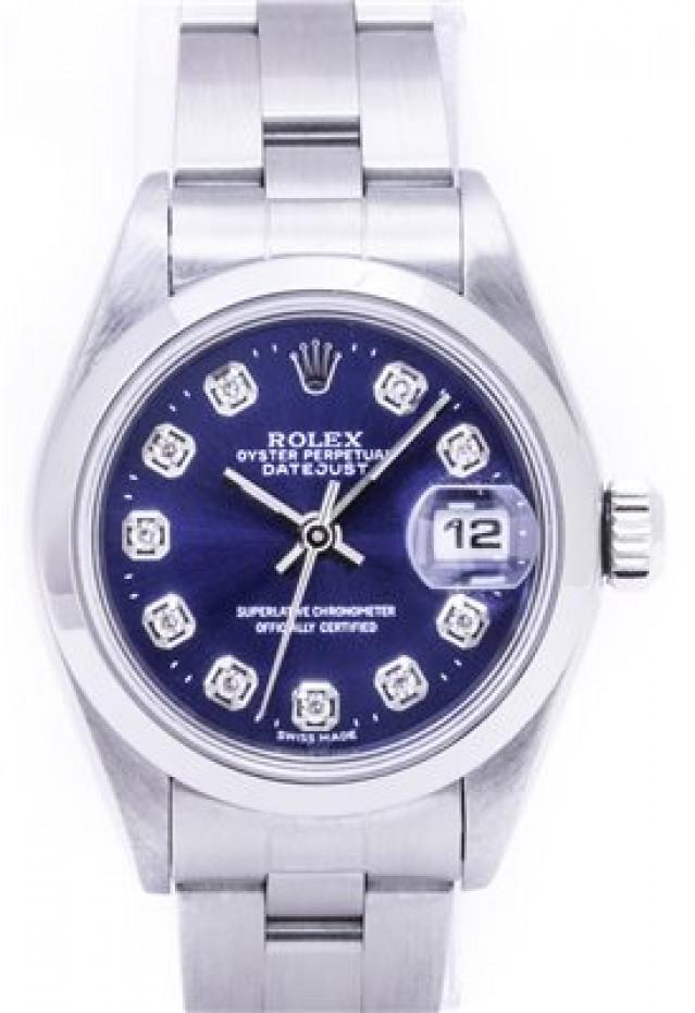 Rolex Datejust 79160