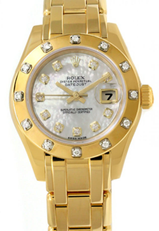 Rolex Datejust Pearlmaster 80318