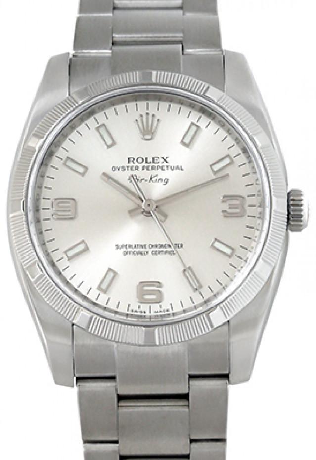 Rolex Air King 114210