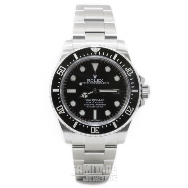 Rolex Deepsea Sea-Dweller 116600