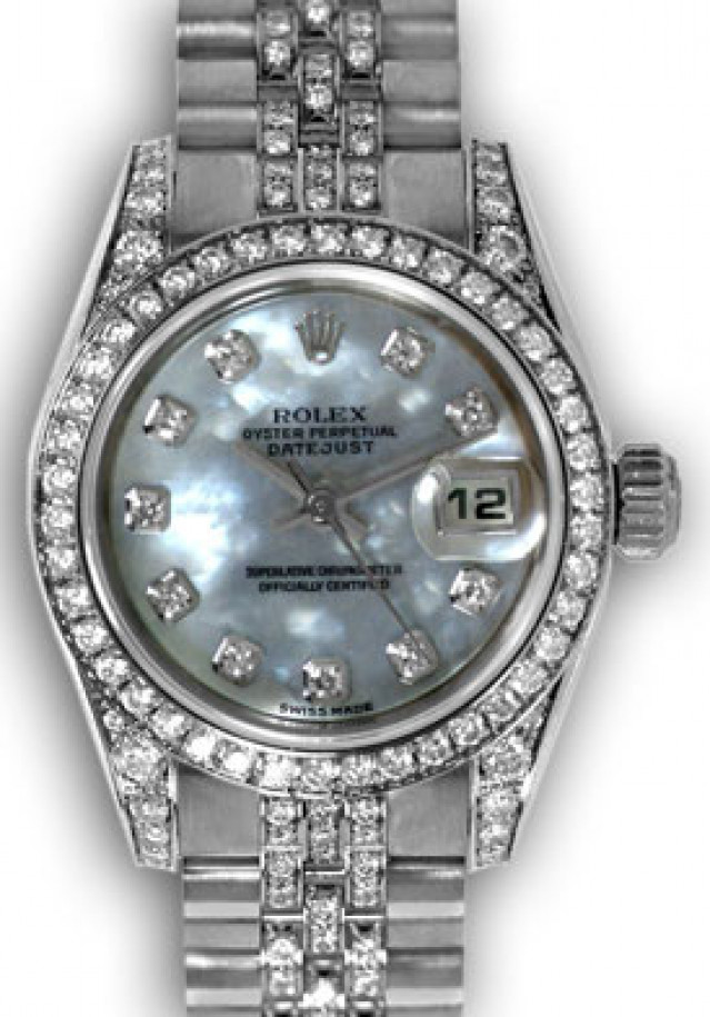 Rolex Datejust 179159