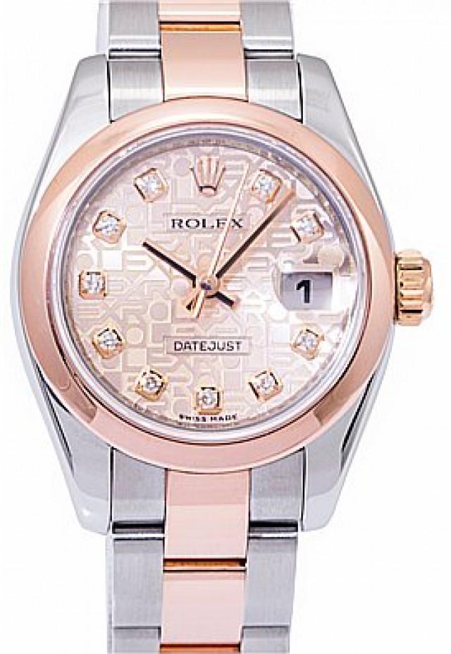 Rolex Datejust 179161