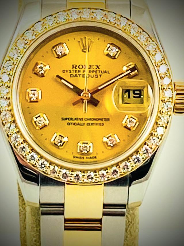 Rolex Datejust 179163