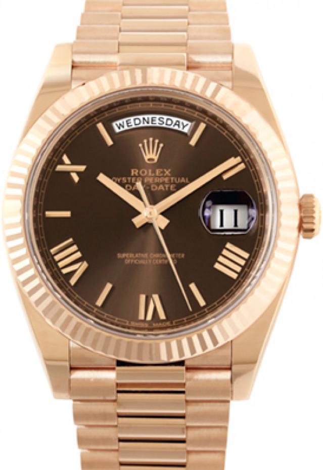Rolex Day-Date II 228235