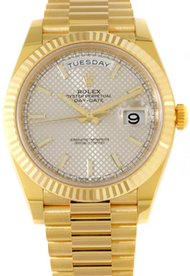 Rolex Day-Date II 228238