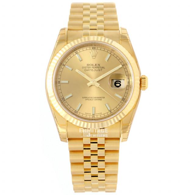Rolex Datejust 116238CSJ
