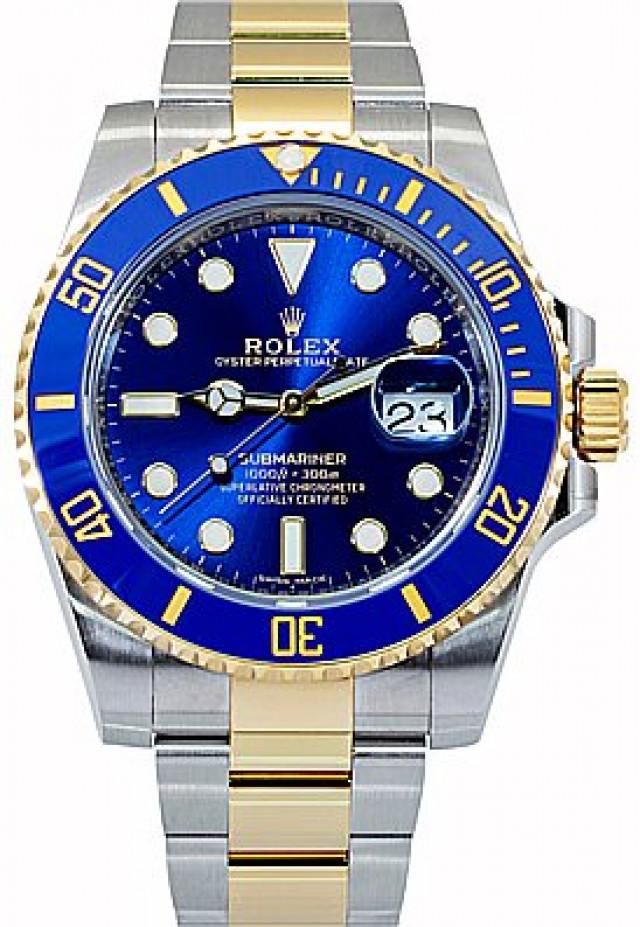 Rolex Submariner 116613N
