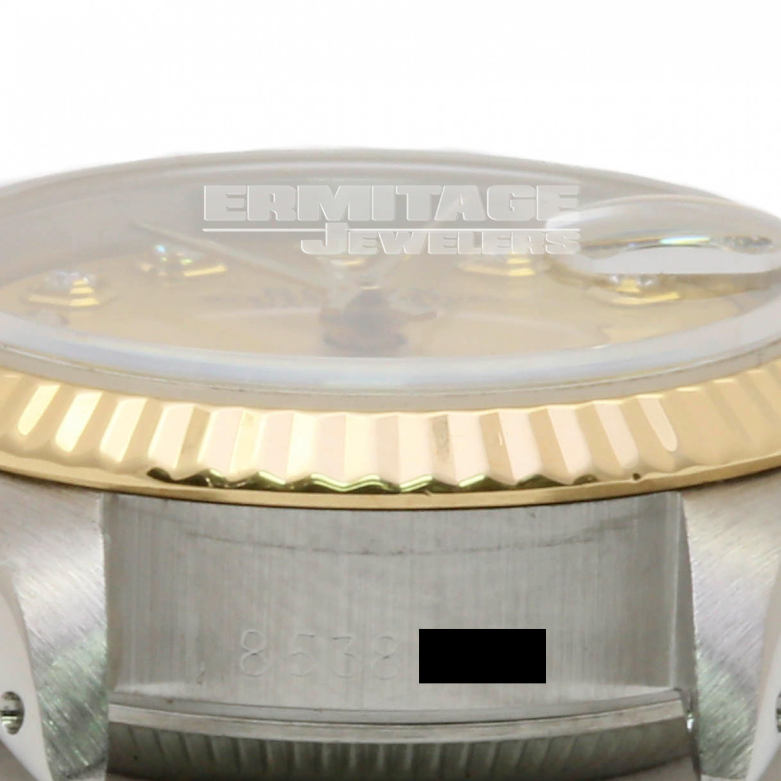 Sell Rolex Datejust 69173 with Champagne Dial